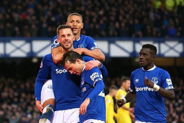 Prediksi Everton vs Wolverhampton Wanderers